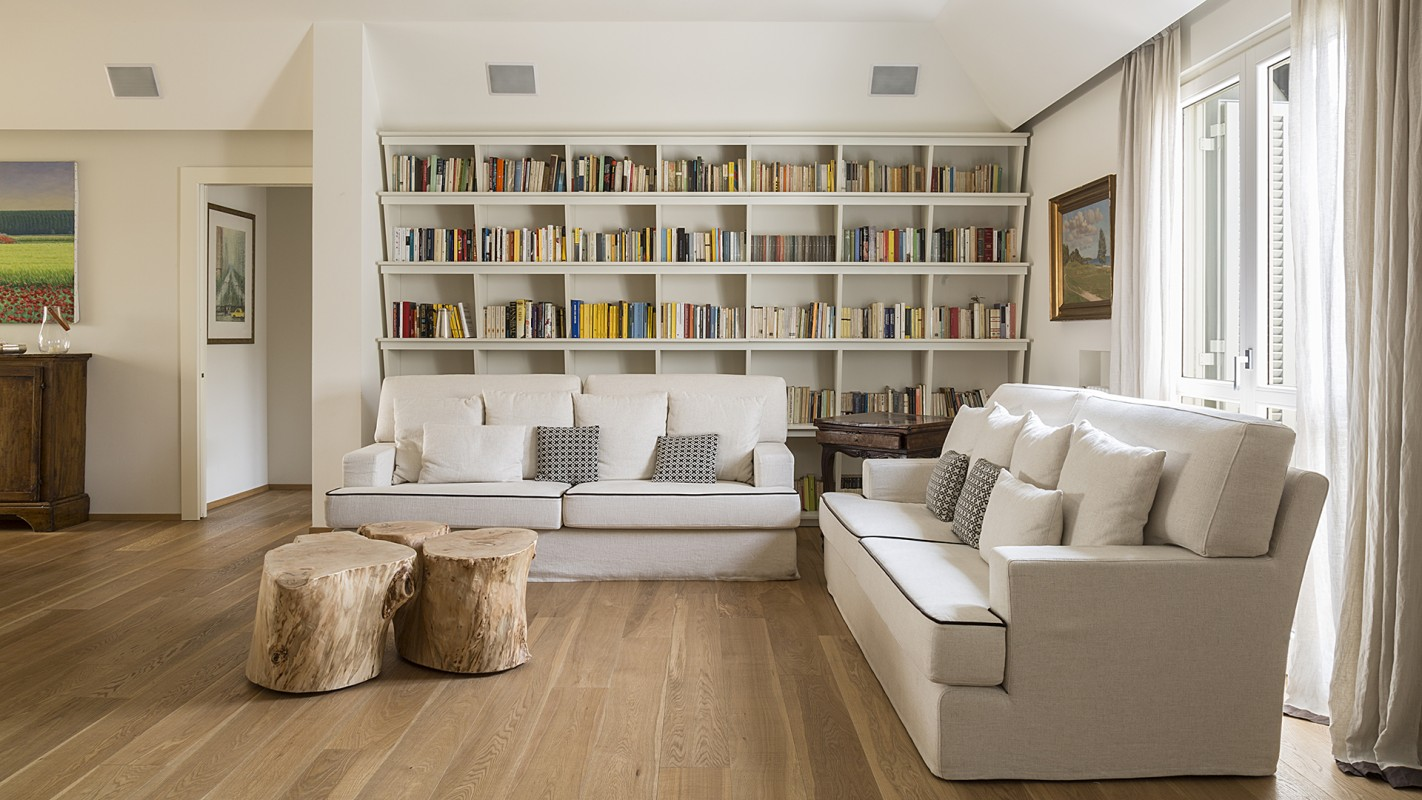Casa privata 300 antonella tesei architetto milano for Interni architettura
